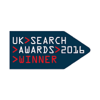 uk search awards 2016 winner
