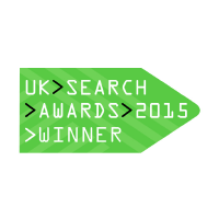 uk search awards 2015 winner