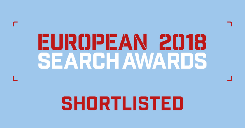 MediaVision Shortlisted for two EU Search Awards 2018