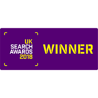 UK Search Awards Winner - MediaVision