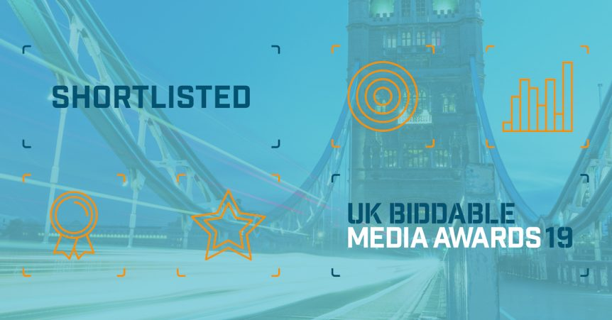 MediaVision has been nominated for Retail Campaign of the Year in the Biddable Media Awards