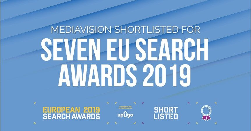 MediaVision Shortlisted for Seven EU Search Awards